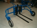 special wide pallet truck